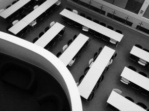 Birdseye view of Lunch Hall emmasmit