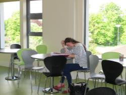 Sixth Form Extension to Common Room