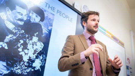 Tony Breslin, Assistant Head of Sixth Form | Head of Academic Super Curriculum